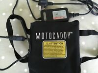 Motocaddy Battery with Charger and Case
