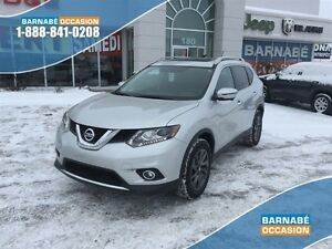2016 Nissan Rogue Sl..awd..cuir..toit panoramique..navigation
