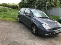 FORD FOCOUS 1.6 AUTOMATIC AUTOMATIC 2004 £895
