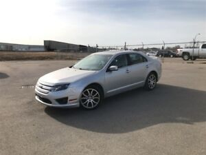 2012 Ford Fusion SEL-LEATHER-AWD-V6
