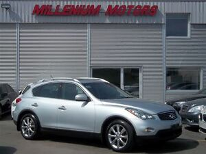 2010 Infiniti EX35 AWD TECHNOLOGY PKG / NAVI / B.CAM / LOADED