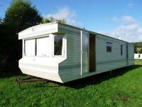 Willerby Herald 35'x10' off site 3 bedroom static caravan