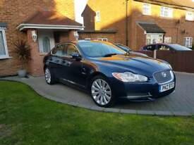 Jaguar xf premium luxury 2.7td v6 private plate full mot included