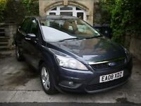 2008 Ford Focus 1.6 Zetec Manual NEW MOT & SERVICE