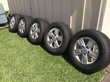 """Toyota LandCruiser 4x4 Sahara 18""""x8"""" alloys and tyres Harrington Park Camden Area Preview"""