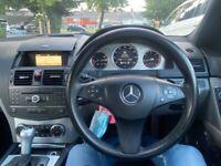 Mercedes-Benz, C CLASS, Saloon, 2008, Other, 2148 (cc), 4 doors