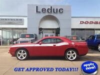 2013 DODGE CHALLENGER R/T CLASSIC - NICE!! YOU ARE APPROVED!