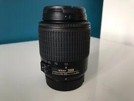 Nikon AF-S DX NIKKOR 55-200mm f4-5.6G ED