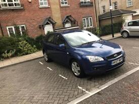 2007 57 Ford Focus Style 1.6 automatic low miles 47503 no faults £1750ono