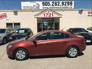 2012 Chevrolet Cruze LT Turbo, WE APPROVE ALL CREDIT