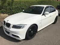 M Sport Trim BMW 3 Series 61 Reg Low Miliage Black Gloss Alloy Immaculate condition