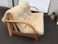 Funton style sofa bed