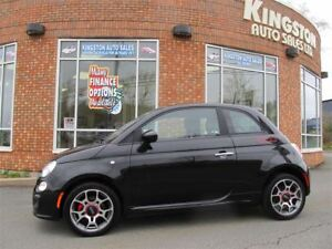 2012 Fiat 500 Sport - Power Sunroof