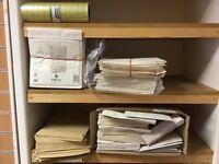 Padded envelopes,A4 brown envelopes