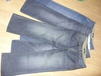 3 x Pairs of Mens Marc Ecko Jeans Denims Bundle Size 34 x 30 Great Used Condition - £10 for the Lot