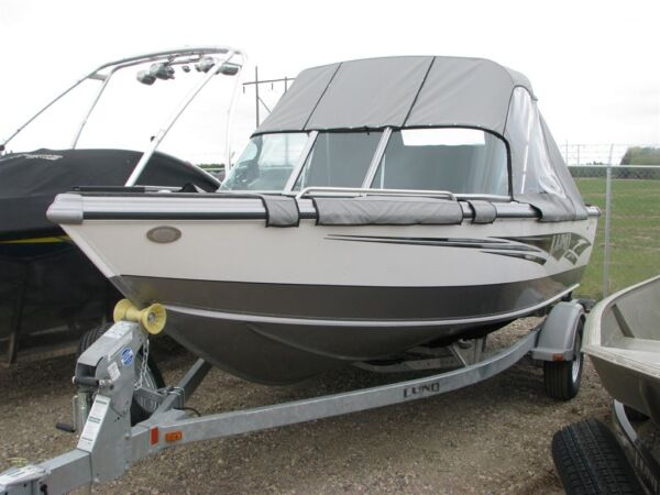 Used 2015 Lund Boat Co 1800 Tyee