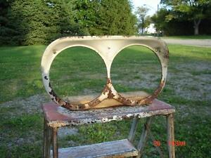 Headlight bezels for 1960 or 1961 Chevrolet truck. London Ontario image 2