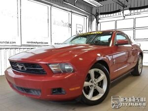 2010 Ford Mustang V6+ A/C + BLUETOOTH + MAGS + USB +