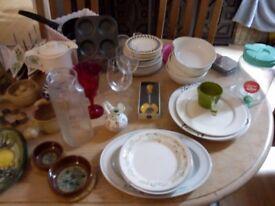 Joblot bargain kitchen over 80 items