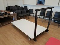 2nd Hand Mat Trolley for sale, in good condition.