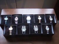 *BARGAIN*Joblot of 53 Ladies and Gents Fashion Watches