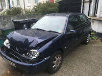 SELLING THIS CAR- TO BE COLLECTED