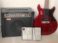 Fantastic electric guitar package