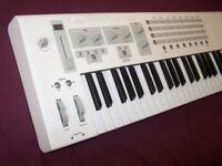 Emulator E-MU / EMU LONGboard Professional 61-Note USB & MIDI Keyboard / Synthesizer.