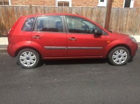 ford fiesta 1.4 diesel very smooth/economical car to drive