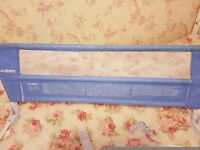 Lindam bed guard. Great condition £15