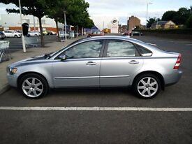 2006 Volvo s40, Full Leather Good Condition