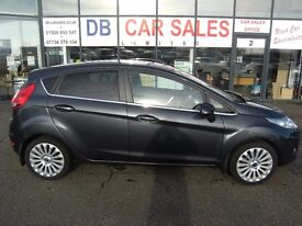 AUTOMATIC !! 2009 09 FORD FIESTA 1.4 TITANIUM 5D AUTO 96 BHP **** GUARANTEED FINANCE *** PART EX WEL