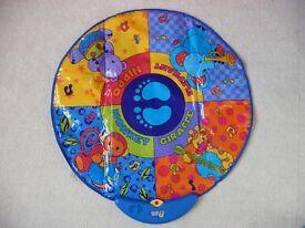 Jolly Jumper & sound mat