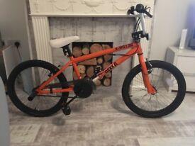 BMX X-Rated Stunt Bike