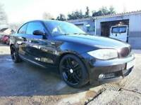 ** NEWTON CARS ** 08 BMW 123D COUPE 2.0 TWIN TURBO, 93,000 MLS, GOOD COND, FULL MOT SUPPLIED, CALL