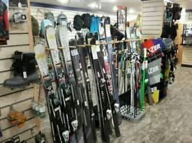 Ski and Snowboard Clearance