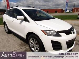 2011 Mazda CX-7 GS AWD ***CERTIFIED ** ONE OWNER***