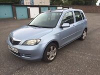 2004 54 MAZDA 2 SERVICE HISTORY MOTED PX WELCOME £300