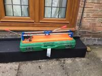 "RUBI TS 50 PLUS 22"" (57cm) Professional Manual Tile Cutter"