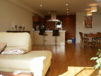 Luxury 2 bed apartment Executive Apartment 9th Floor The Quadrangle