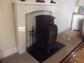 Calor Provencale 3kw lpg heater