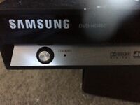 Samsung DVD Player (HD860)