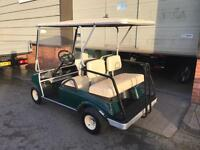Club Car 4 seater petrol golf buggy for sale