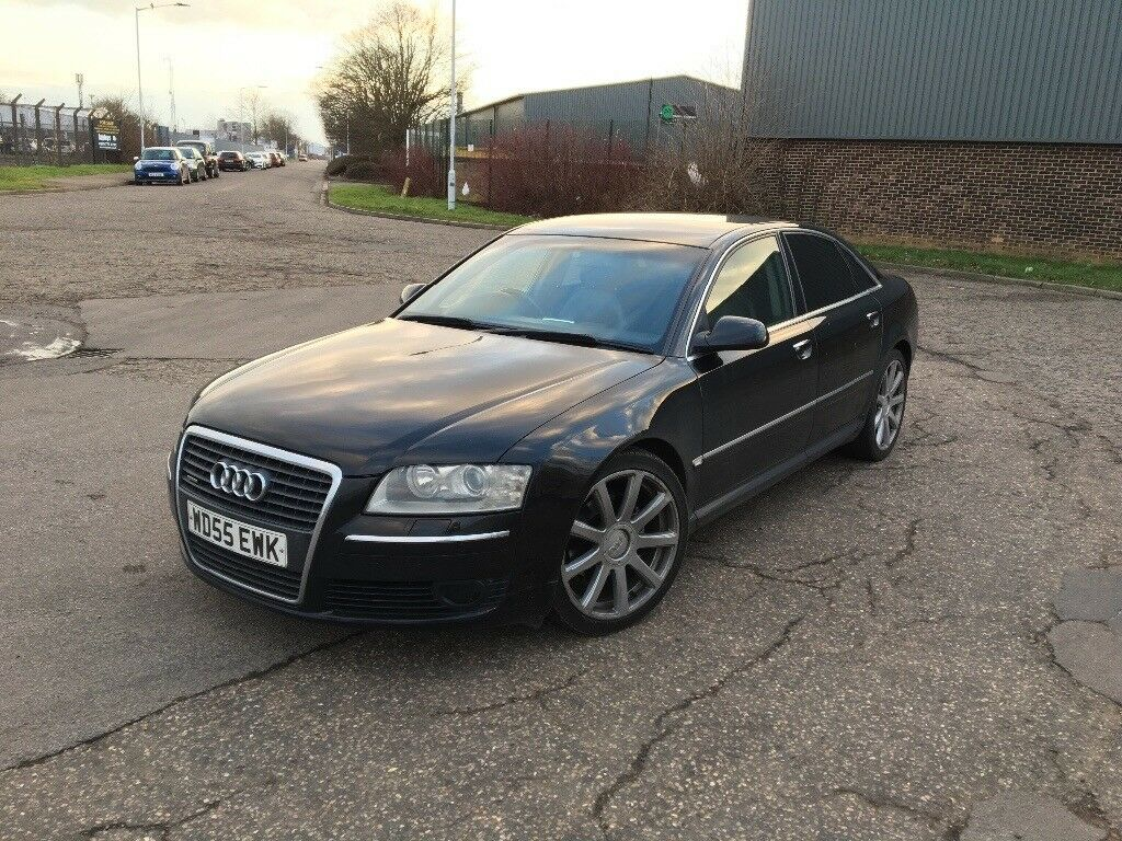 audi a8 quattro d3 lwb facelift in peterborough cambridgeshire gumtree. Black Bedroom Furniture Sets. Home Design Ideas