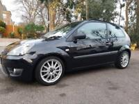 Ford Fiesta Zetec S 2007 with a ST engine