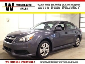 2014 Subaru Legacy 2.5i| AWD| BLUETOOTH| HEATED SEATS| 100,200KM