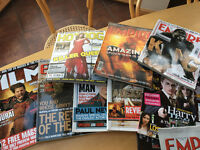 30 x Movie Magazines (Mixed Collection)