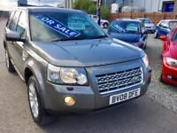 LAND ROVER FREELANDER 2.2 Td4 HSE 5dr Auto - Stunning Car Throughout - Be Quick! Total Bargain!!!