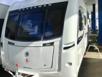 2016 Coachman Vision 580 (Fixed Bunks)