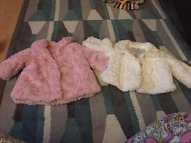 Girls bundle 7 coats/suits 0-3months make an offer